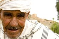Moqaddam, local tribal leader.