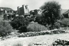 The Ait Ookdim saint's house in the village of Aguddim.