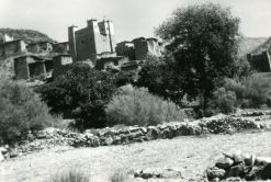 The Ait Ookdim saint's house in the village of Aguddim.
