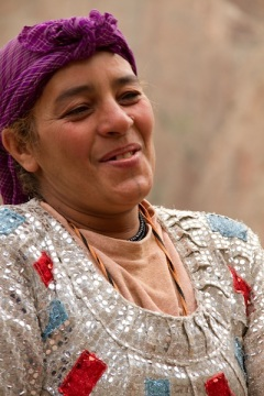 The Berbers are the most hospitable people in the world!