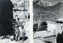 village in valley